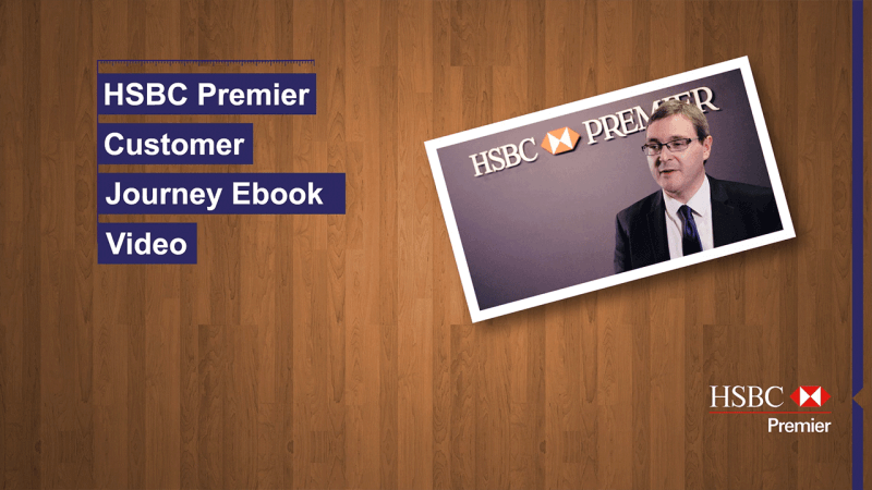 HSBC - New Premier Journey Launch Video