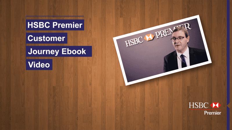HSBC - New Premier Journey Launch Video